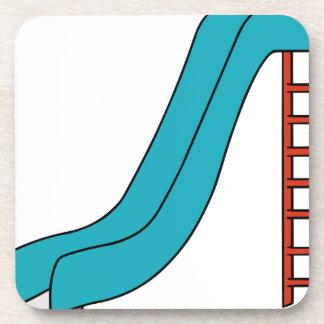 Playground Slide Drink Coaster