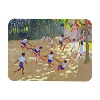 Playground Sri Lanka 1998 Magnet