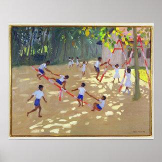 Playground Sri Lanka 1998 Poster