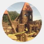 Playground Sticker