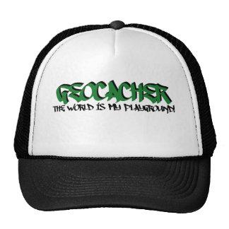 Playground! Tagged Design! Trucker Hat