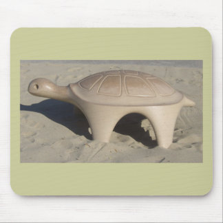 Playground Turtle Mouse Pad
