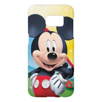 Playhouse Mickey Samsung Galaxy S7 Case
