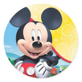 Playhouse Mickey Stickers