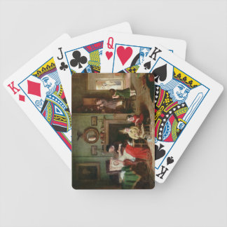 Playing at Doctors Bicycle Playing Cards