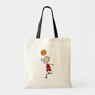 Playing Basketball Bag