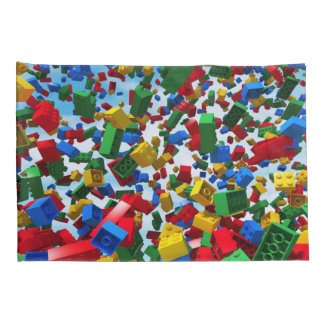 Playing BLocks Pillow Cases