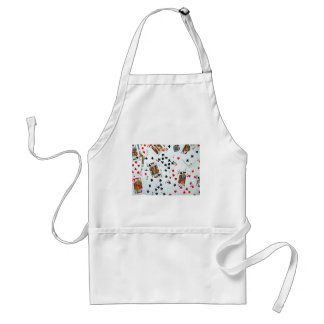 Playing Card games Adult Apron