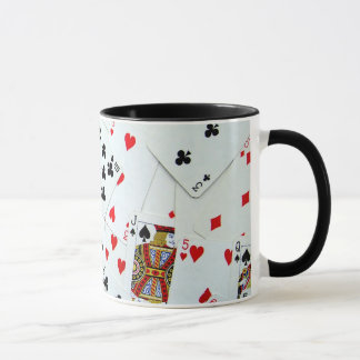 Playing Card games Mug