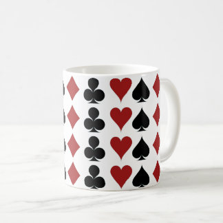 Playing Card Suit Coffee Mug