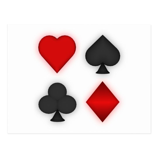 Playing Card Suits: