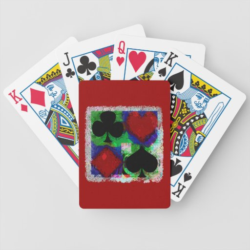 PLAYING CARD SUITS DESIGN Playing Cards