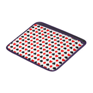 Playing Card Suits Sleeve For MacBook Air