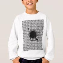 Playing Card Sweet Pattern Sweatshirt