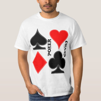 Playing Card T-shirts