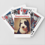 """Playing Cards<br><div class=""""desc"""">Sheepadoodle the newest sweetest Doodles!</div>"""