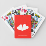 [Two hearts]  Playing Cards