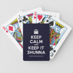 [Campervan] keep calm and keep it 3hunna  Playing Cards