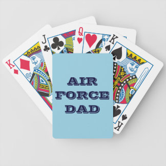 Playing Cards Air Force Dad