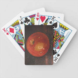 Playing Cards Ann Hayes Painting Apple