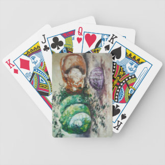 Playing Cards Ann Hayes Painting Sea Shells