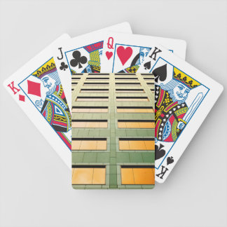 Playing Cards Architecture by Chartier Fine Art