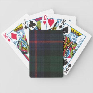 Playing Cards Armstrong Modern Tartan