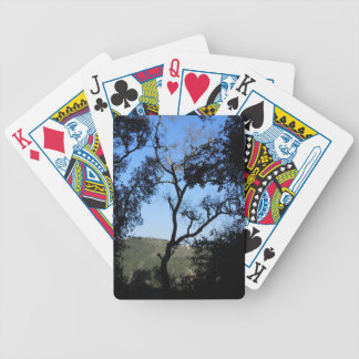 Playing Cards: Awesome Oak Tree on York Mt. Rd