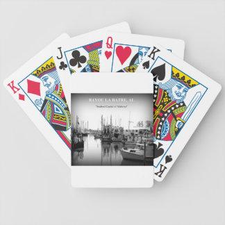 PLAYING CARDS - BAYOU LA BATRE, ALABAMA