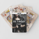 Playing Cards: Beyond Pain Cover Bicycle Playing Cards