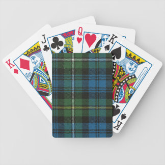 Playing Cards Campbell of Argyll Ancient Tartan
