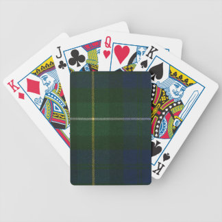 Playing Cards Campbell of Louden Modern Tartan