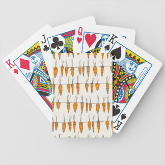 Playing Cards- Carrots! Bicycle Playing Cards