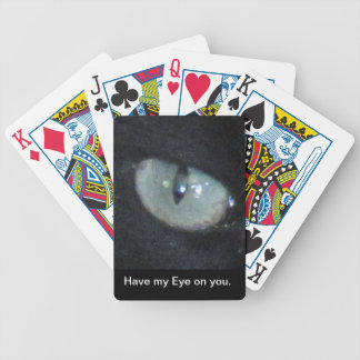 Playing Cards - Cat eye