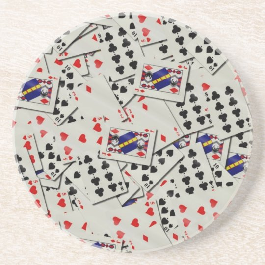 Playing Cards Coaster
