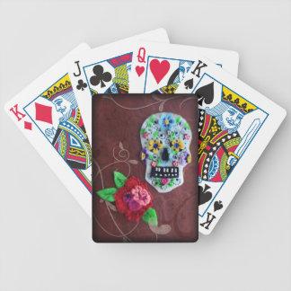 Playing Cards Dia De Los Muertos