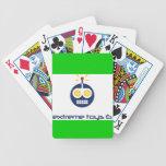 playing cards extreme toys 6 cartas de juego