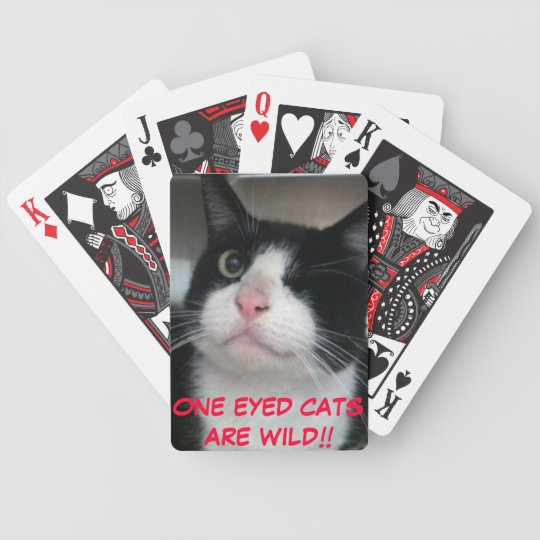 Playing Cards featuring One Eyed Tom