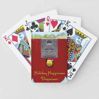 Playing cards for the Holiday Season