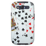 Playing Cards Games Galaxy SIII Case