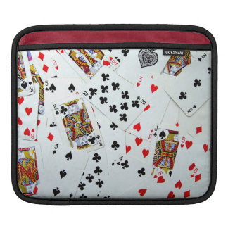 Playing Cards Games iPad Sleeves