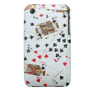 Playing Cards Games iPhone 3 Cover