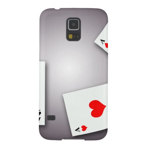 PLAYING CARDS GAMES POKER BLACKJACK GAMBLING GOFIS CASES FOR GALAXY S5