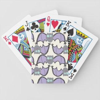 Playing Cards- Grape Bats! Bicycle Playing Cards
