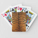 Playing Cards in Tiger