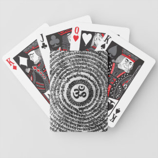 playing cards, india, ommanipadmehum, tragic royal bicycle playing cards