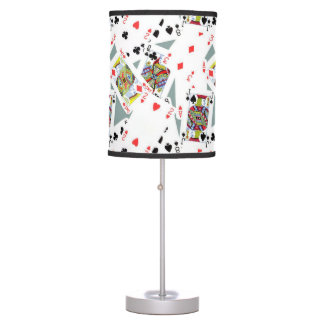 Playing Card Lamps Playing Card Table Pendant Lamp Designs