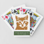 Playing Cards: Le Chat