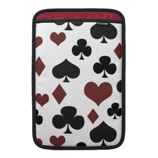 Playing Cards MacBook Sleeve