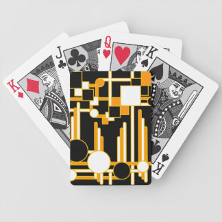 Playing Cards Modern Geomteric #3